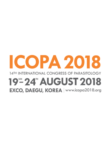 14th International Congress of Parasitology- ICOPA